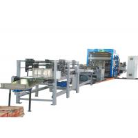 Quality Strengthen Sheet Cement Kraft Paper Bags Full Automatic Making Machine With Air for sale