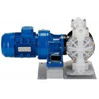 Buy cheap Electric Diaphragm Pumps for toxic and volatile fluid transfer PP housing product