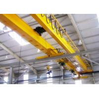 Buy cheap Top Manufacturer Double Girder Overhead Crane Electric Hoist Bridge Crane with Top Traveling Double Beam from wholesalers