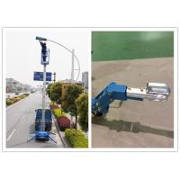 China 6 Meter Vertical One Man Lift Trailer Type Hydraulic Aerial Work Platform wholesale
