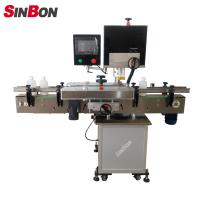 China Straight Line auto screw capping machine capping machine for glass bottles wholesale