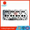China KUBOTA V2203 cylinder head 19077-03048 16429-03040 for WR460 KX155-5 KX161-3S S25A-Pivot Dump Crawler Carrier wholesale