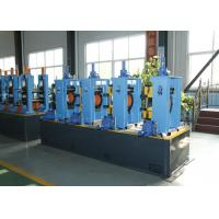 Buy cheap HF API Longitudinal Carbon Steel Pipe Manufacturing Machine Fully Automatically from wholesalers