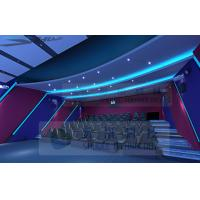 China Attractive Theme 5D Movie Theater With 7.1 Audio System And Pipes wholesale