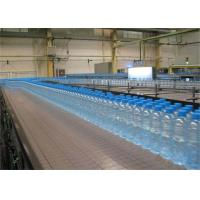 China Compact Drinking Water Production Line , Normal Pressure PET Bottle Filling Machine wholesale