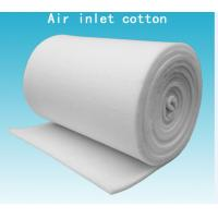 China 12mm Pre Filter Media G2 / EU2 , Reusable White Air Pre Filter Material Roll wholesale