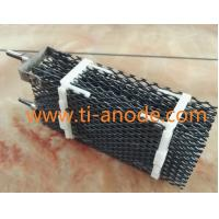China Mixed Metal Oxide Titanium Anode on sale