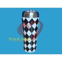 China Chess Box Style Ceramic Insulated Mug(YL20017) wholesale