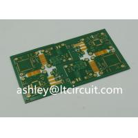 China 4 Layer FR4 Polymide Rigid Flexible PCB IC Controller Gold Plating wholesale