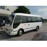 China 6 M Length Tour Sightseeing Open Coaster Minibus , Rosa Minibus JMC Chassis wholesale