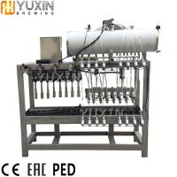 China pub/bar/hotel Beer Bottling Machine Filling-Sealing Equipment for sale wholesale