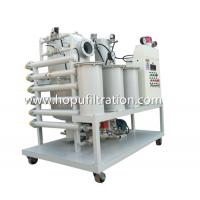 China Vacuum Transformer Oil Filtration Plant on sale