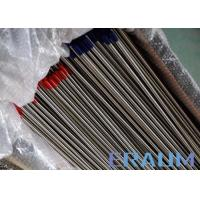 China 21.3 x 2.11 mm Nickel Alloy Tube Alloy 601 / UNS N06600 Raw Material ISO 9001 / PED wholesale