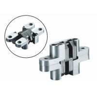 China Self Closing Stainless steel Concealed Hinge with spring inside for Channel gate wholesale