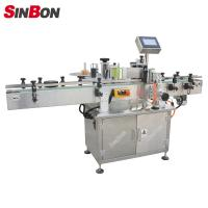China Automatic Round Bottle Fixed Point Labeling Machine wholesale