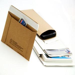 China 2015 Custom printed cardboard envelopes on sale