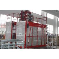 China 12 - 38 Passenger or 1.6T Construction Material Lifting Hoist Equipment with CE wholesale