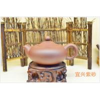 China Yellow Yixing Zisha Purple Clay Teapot Set With Cups Gift Box Package wholesale