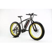 China PAS Electric Offroad Mountain Bike 10.4 A Electric Full Suspension Mountain Bike wholesale