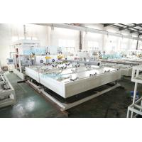 China Automatic Plastic PVC Pipe Belling Machine PLC Control With Single Heating Station wholesale