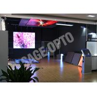 China SMD Ultra Thin large Stage LED Screens Video Wall 2.5 mm Pitch 1200 Nits wholesale