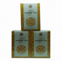 Buy cheap Chinese Pcakage Jasmine Tea/Hundred Dragons, Ensure the Best Infusion of Aroma from wholesalers