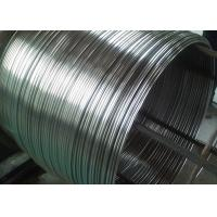 China SUS 304 1.3401 Dom Steel Tubing / Stainless Steel Coil Tube For Boiler wholesale