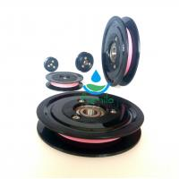 China High Quality Wear Resistance Black Small Plastic Pulley with Ceramic wholesale