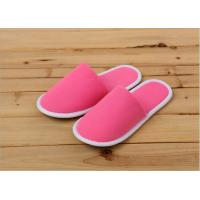 China Luxury Indoor Terry Towel Disposable Hotel Slippers For Hotels / Guests Customized wholesale