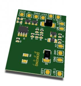 China Adjustable Brightness Touch Button 32W Custom PCB Assembly wholesale