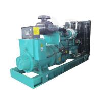China Open Type Diesel Generator 500KVA Cummins Power KTA19-G3 50Hz 3 Phase wholesale