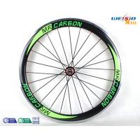 China 6061 T6 Aluminum Alloy Rim Bicycle Wheel / 24 Inch Road Bike Wheels on sale