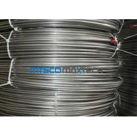 China TP316 / 316L / 316Ti Stainless Steel Coiled Tubing SS Seamless Pipe Standard wholesale