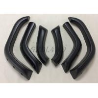 China Offoad 4wd Auto Parts ABS 13cm Wide Wide Fender Flares ForJeep CherokeeXj wholesale