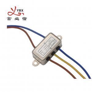 China Single Stage AC Noisy Power 400Hz EMI EMC Filter wholesale