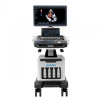 China Trolley Ultrasound machine 4D echo Color Doppler scanner machine model T70 wholesale