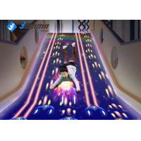 China Slide 3d Interactive Floor Games , Kids Interactive Floor Projection System wholesale