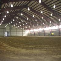 China Prefab Steel Metal Building Kit for Horse Riding Arena,basket ball hall on sale