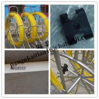 China Asia duct rodder,Dubai Saudi Arabia often buy fiberglass duct rodder, Fish tape wholesale