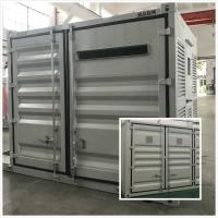 Buy cheap ONAN / ONAF Packaged Transformer Substation 22 KV - Class Seaworthy Housing from wholesalers