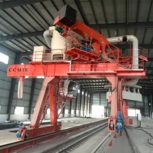 China Closed Vertical Screw Material Handling Machine / Bulk Material Handling Equipment on sale