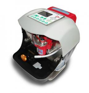CE Automatic V8 / X6 Car Key Cutting Machine With Free Databa