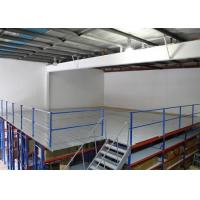 Quality Steel Structure Mezzanine Floor for Industrial Warehouse Storage for sale