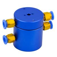 China 4 Channels Electrical Pneumatic Rotary Joint Routing Electricity and Air for Automation Equipment wholesale