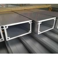 China Aircraft aluminum extrusion profiles for tent use t slot framing anodizing thickness on sale