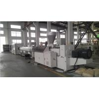 China PVC water supply/drain/threading pipe making machine/production line wholesale