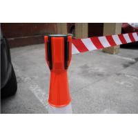 Quality Retractable Tape Barrier for Traffic Cones for sale