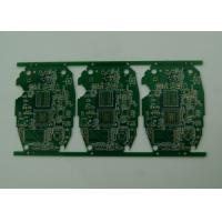 China 0.4 MM 25 Layer Multilayser PCB Board with BGA and Min Hole for telecommunication , computer wholesale