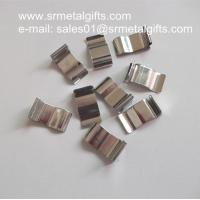 China Stamping spring clip hardware, galvanized steel spring clips, on sale