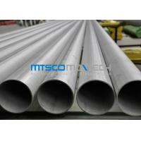 China ASME SA249 Stainless Steel Welded Tube 16 SWG Wall Thickness wholesale